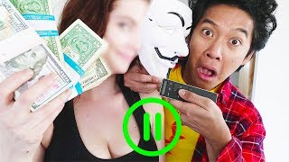 Download Evil Hacker Girl Face Reveal Pause Challenge!! Video