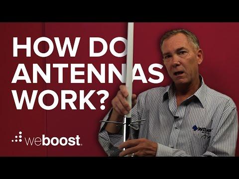 How Does An Antenna Work?   weBoost