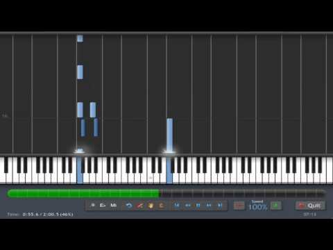 Pokemon Diamond, Pearl and Platinum - Spear Pillar - Piano