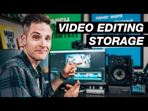 Best Hard Drives for Video editing and Storage? — SSD VS. HDD