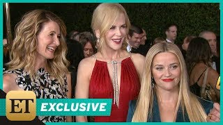Emmys 2017: Reese Witherspoon, Nicole Kidman and Laura Dern