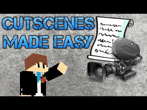 Cutscenes Made Easy - Minecraft Tutorial