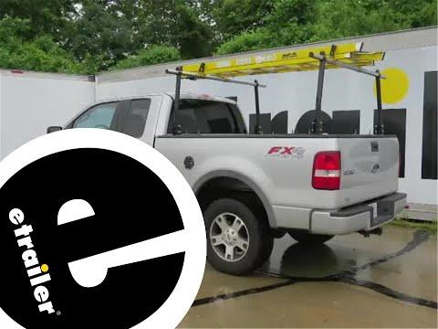 review erickson truck bed ladder rack em07706 - etrailer.com