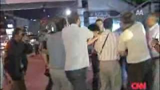 Başbakan Erdoğan Dönerciye Gitti 4 Kişi Gözaltında, 02.08.2009