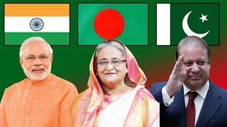 ঋনের বোঝা কার কতটুকু- ভিখারি'র তালিকায় কে এগিয়ে ?? India Pakistan Bangladesh Foreign Debt 2018 |