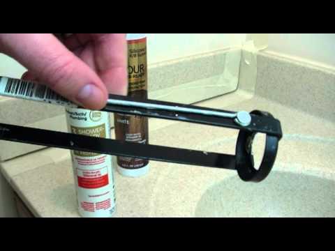 How to do Bathroom Caulking - ProMaster Home Repair