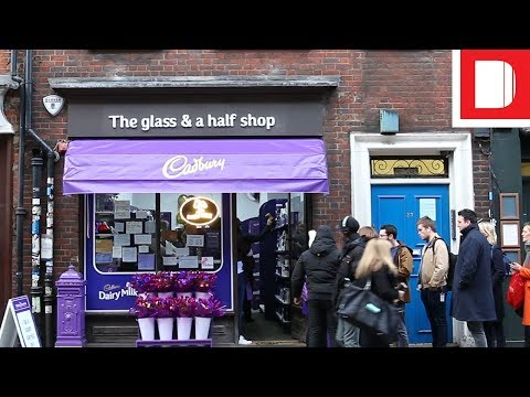 Inside Cadbury's Glass And A Half Shop Where Trinkets Are Worth More Than Money