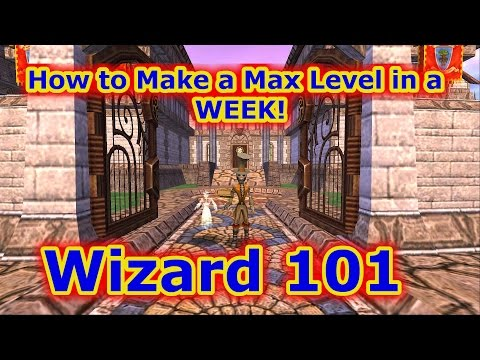 Wizard101: How to Make a Max Level Wizard (Prodigious) in a Week
