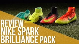 Review Nike Spark Brilliance Pack