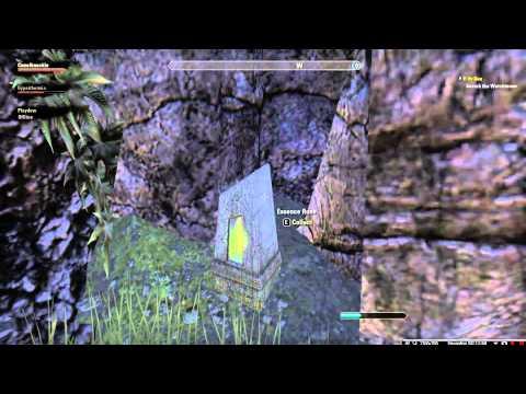 Elder Scrolls Online Enchanting Runes Guide / Tutorial Crafting Part 1