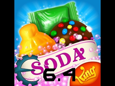 *Candy Crush Soda Saga Cheat Engine 6.4*