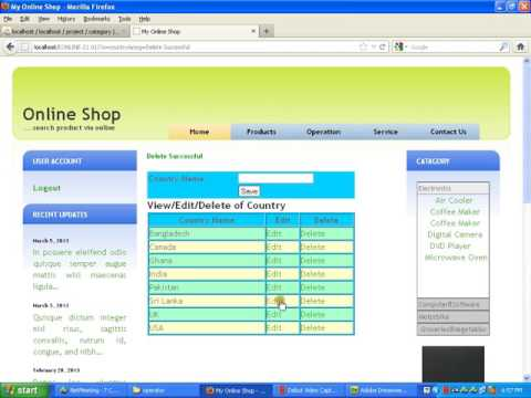 php online shopping Part 005
