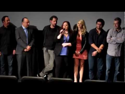CAST AND CREW SCREENING OF LOST AND FOUND IN ARMENIA (PART 4/4)