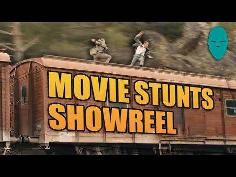 Movie Stunt Showreel 2016 | Damien Walters