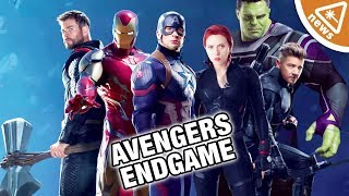 Avengers: Endgame Official Synopsis and Photo Revealed! (Nerdist News w/ Jessica Chobot)