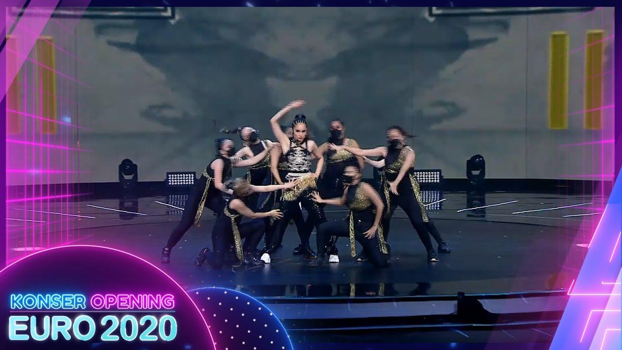 Download Sangat Memukau!! Penampilan Cinta Laura Kiehl [CLOUD 9] - Konser Opening EURO 2020 MP3 Gratis