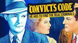 Convict's Code (1939) Crime, Drama, Film-Noir