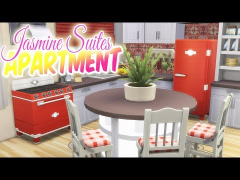 SWEET & COZY APARTMENT Renovation | The Sims 4 SPEED BUILD (No CC)