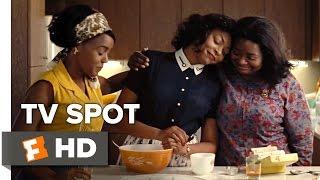 Hidden Figures TV SPOT - We Can Do It (2016) - Taraji P. Henson Movie