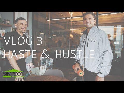 GARY VAYNERCHUK AND CASEY NEISTAT KEYNOTES - VLOG 3 Haste & Hustle