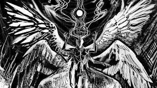 Dark Angel Digital Drawing Speedpaint Process