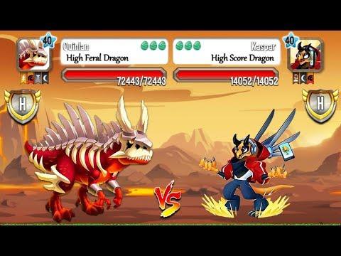 Dragon City - Random Fight + Exclusive Battles | Part 361 [Full Combat & Skills]