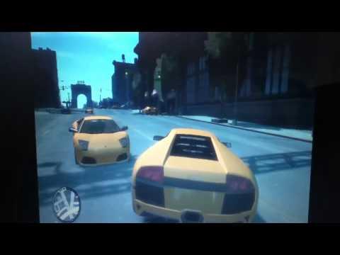 Gta IV bugatti veyron,Audi, Lamborghini