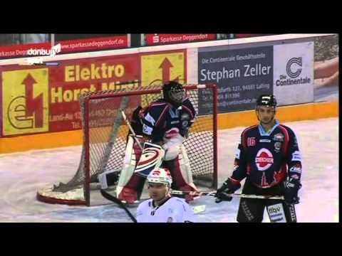 Deggendorf Fire - EV Regensburg, DSC - EHF 22./24.10.2010