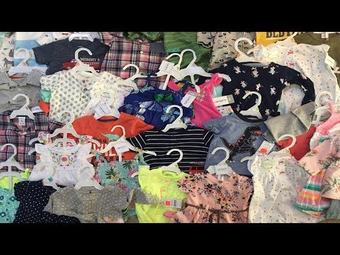 HUGE Clothing Haul For Twin Babies!