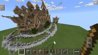 скачать мод на быструю постройку дома для minecraft pe #4