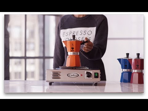 How to: Make Stovetop Espresso