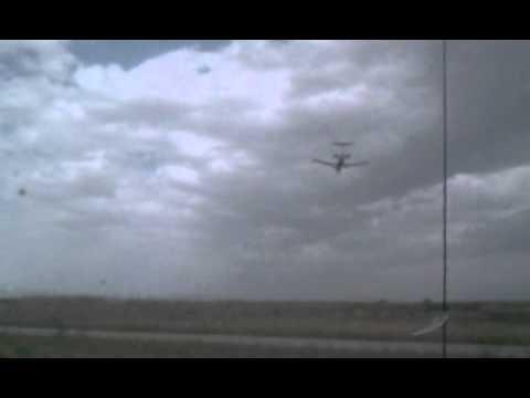Crosswind Landing 6/5/2012