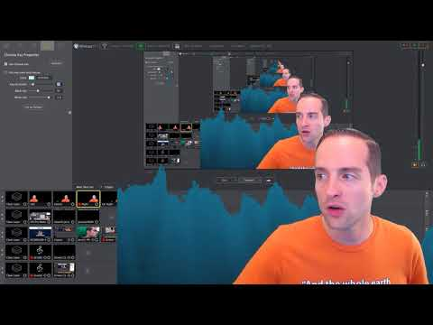 Setup a Chroma Key Perfectly in Wirecast + No More Rendering!