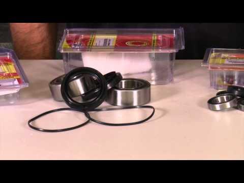 Pivot Works Rear Wheel Bearing Kit