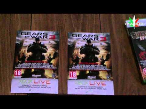GEARS OF WAR 3 BETA CODES GIVEAWAY 2 CODES