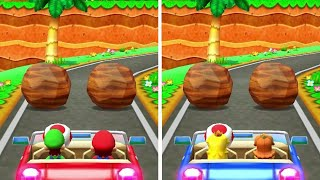 Mario Party: The Top 100 - All Racing Minigames