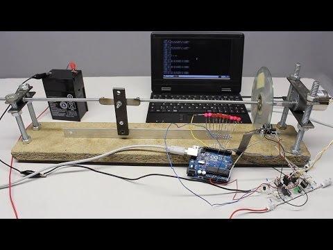 Arduino Uno: control circuits and homebuilt servos