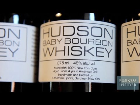 How 'Hudson Whiskey' Became Top Shelf Liquor