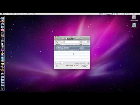 How to Burn a DVD on a Mac for Free