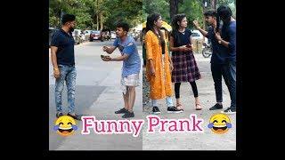 Most #Funny #prank performed by oye indori on #Tiktok