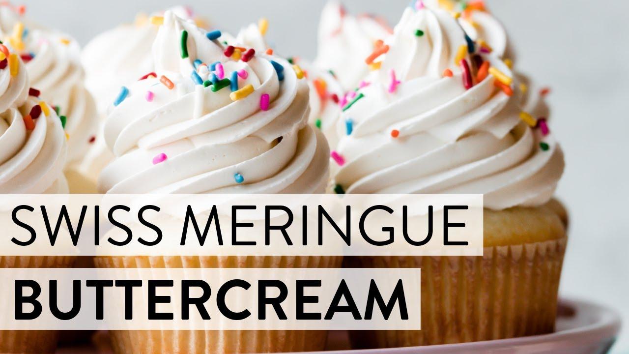 Swiss Meringue Buttercream | Sally's Baking Addiction