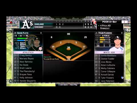 How To Hit More Home Runs In MLB The Show 15