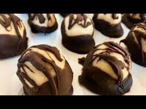 Homemade oreo balls without cream cheese