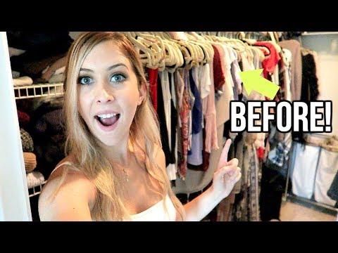 MINIMALISM | Decluttering My Closet