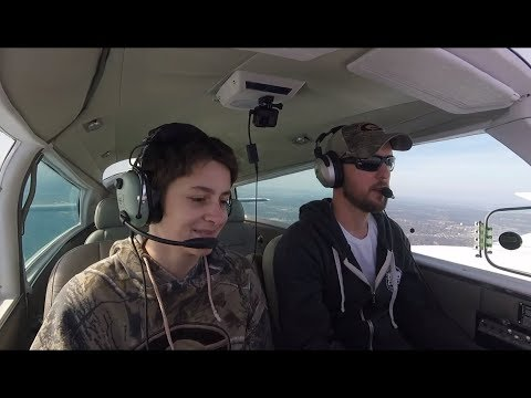 15 Years Old and Flying a Twin Engine Plane!