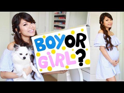 Pregnancy Vlog #2 ♥ BABY GENDER REVEAL! We're having a...