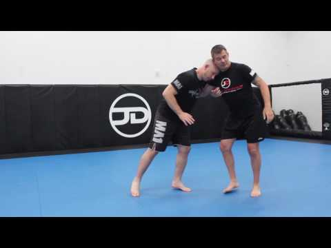 John Donehue Submission Grappling Instructional - Snap Down to Neck Crank Variation