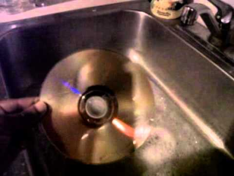 HOW TO CLEAN A CD, repair or fix