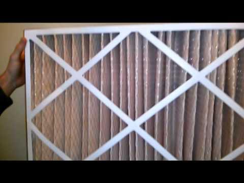 OEM M8-1056 Furnace Air Filters Five Seasons FS2025 Goodman