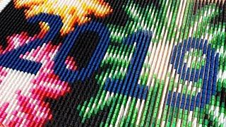 Happy New Year! | 5,000 Dominoes